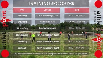 AP trainingen reserveren